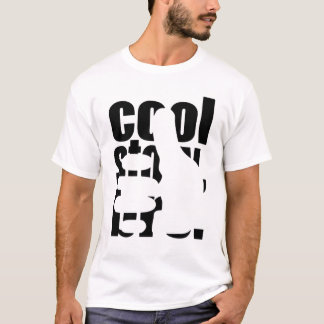 Cool Story Bro with Thumb Silhouette T-Shirt