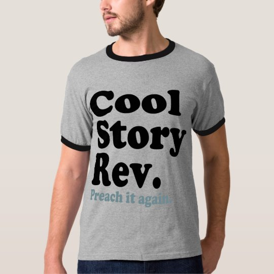 Cool Story Rev - light T-Shirt