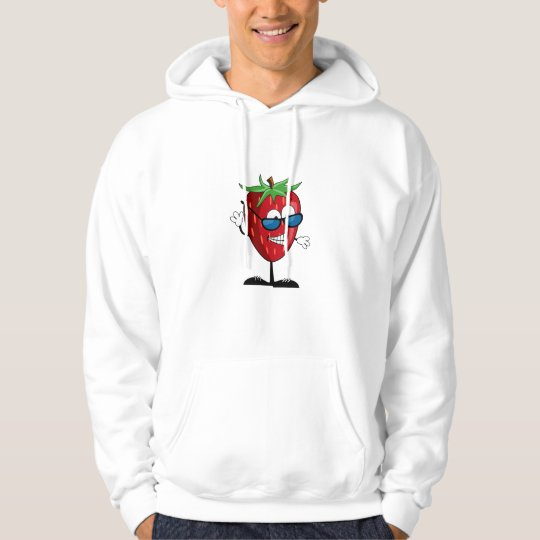 Cool Strawberry Character Shirt