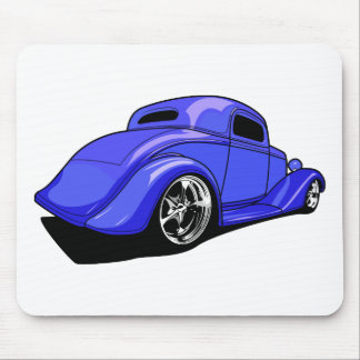 Cool Street Rod Mouse Pad