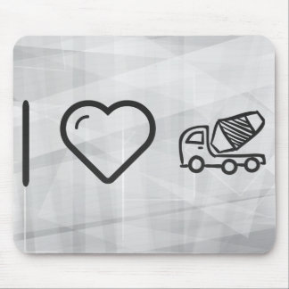 Cool Stripe Mixers Mouse Pad