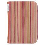 Cool Stripes Kindle Case