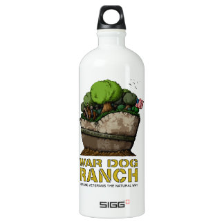 Cool stuff to support disabled veterans! SIGG traveler 1.0L water bottle