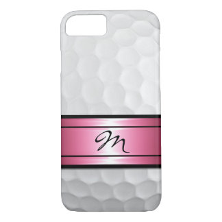 Cool Stylish Golf Sport Ball Dimples Image iPhone 7 Case