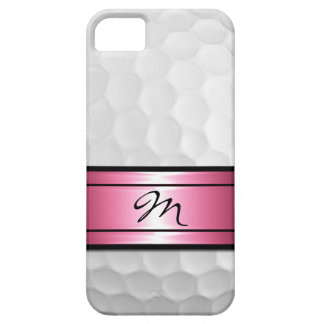 Cool Stylish Golf Sport Ball Dimples Image iPhone SE/5/5s Case