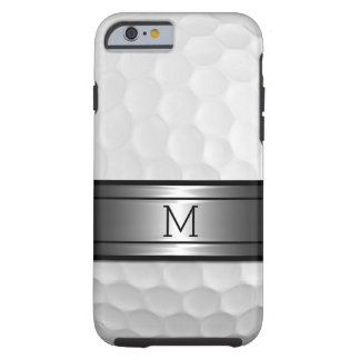Cool Stylish Golf Sport Ball Dimples Image Tough iPhone 6 Case