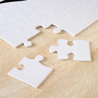 Cool Stylized Black Dragon's Head Jigsaw Puzzle