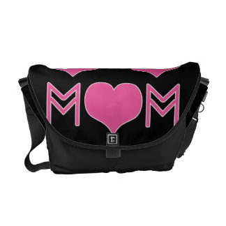Cool Stylized MOM Bag Messenger Bags