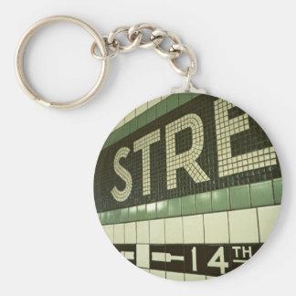 Cool Subway Key Chains