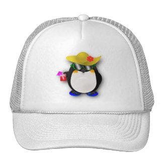 Cool Summer Penguin Hat