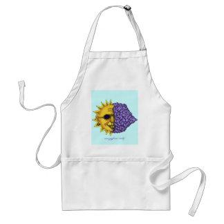 Cool sun apron design