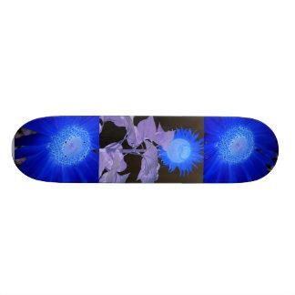 Cool Sunflower Skateboard