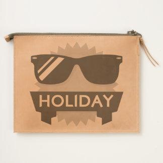 Cool sunglass sun travel pouch
