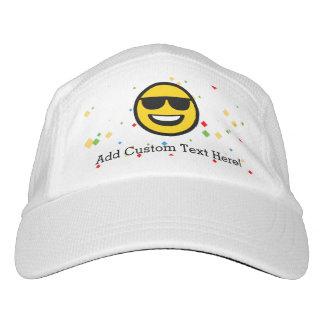 Cool Sunglasses Emoji Headsweats Hat