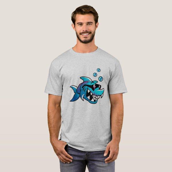 Cool Sunglasses Tough Shark, T-Shirt