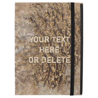 Cool Super Faux Dirty Personalized iPad Cases