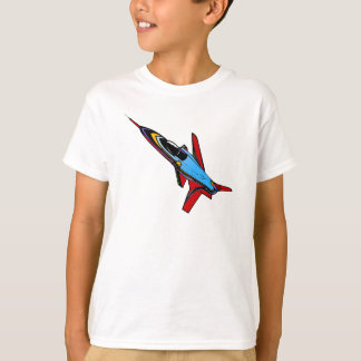 Cool Supersonic Jet-Fighter Design for All T-Shirt