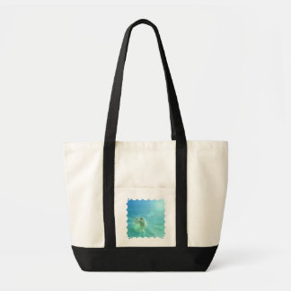 Cool Surfer Impulse Tote Bag