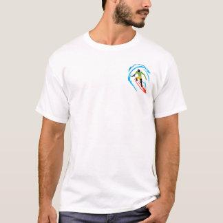 Cool Surfer -  Blue Shark T-Shirt