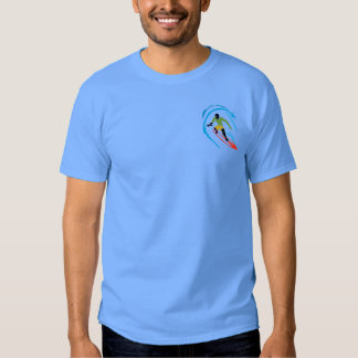 Cool Surfer -  Crazy Indian Fish T Shirt