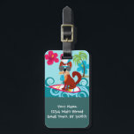 """Cool Surfer Dog Surfboard Summer Beach Party Fun Luggage Tag<br><div class=""""desc"""">Cool Surfer Dog Riding Surfboard Beach Ball Summer Fun    &quot;dog&quot; &quot;funny&quot; &quot;cool&quot; &quot;summer&quot; &quot;surfing&quot; &quot;beach ball&quot; &quot;fun&quot; &quot;surfer&quot; &quot;beach bum&quot; &quot;palm trees&quot; &quot;tropical&quot; &quot;beach party&quot;</div>"""