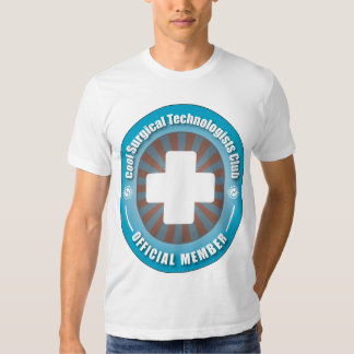 Cool Surgical Technologists Club T Shirt