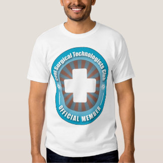 Cool Surgical Technologists Club T Shirts