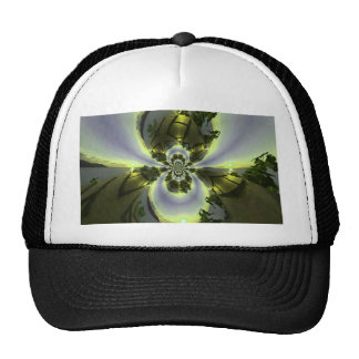Cool Surreal Fantasy Abstract Trucker Hat