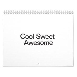Cool Sweet Awesome.ai Calendars