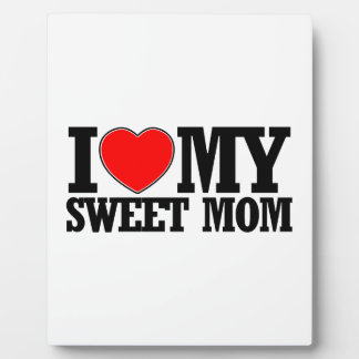 cool Sweet  mom designs Plaque