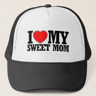cool Sweet  mom designs Trucker Hat