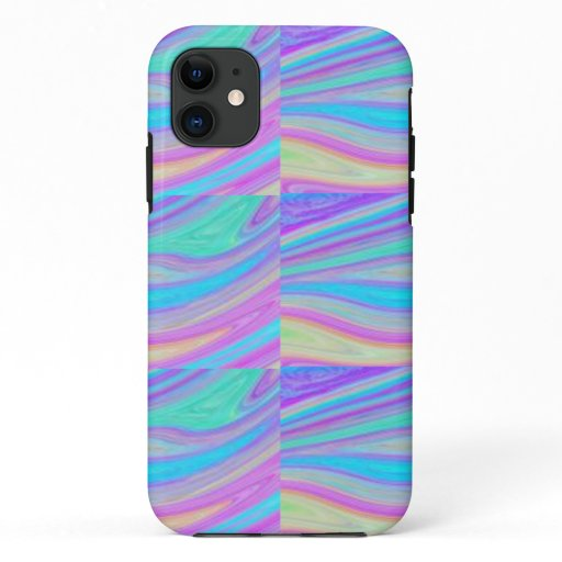 Cool Swirly Lines iPhone 11 Case