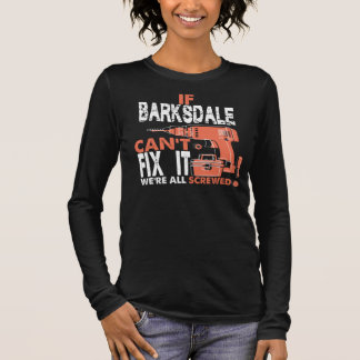 Cool T-Shirt For BARKSDALE