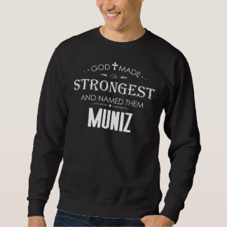 Cool T-Shirt For MUNIZ