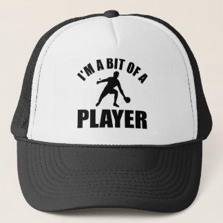 Cool Table tennis design Trucker Hat