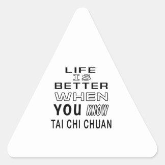 Cool Tai Chi Chuan Designs Stickers