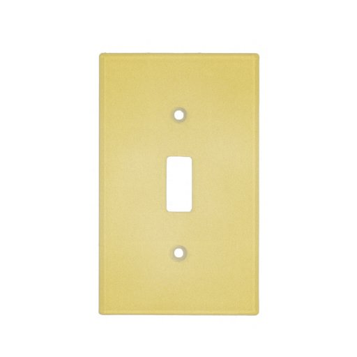 Cool Tan Grainy Look Light Switch Cover Zazzle