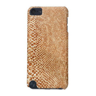 Cool Tan Snake Skin Pattern Photo Print iPod Touch (5th Generation) Cover