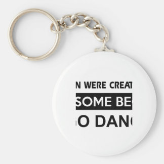 Cool Tango Dancing designs Keychains