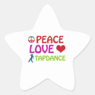 Cool Tapdance designs Stickers