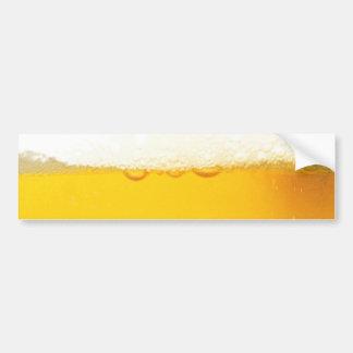Cool Tasty Beer Bumper Sticker Car Bumper Sticker