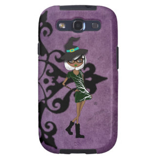 Cool Tattoo Girl Doll Design Galaxy S3 Cover