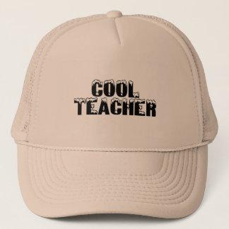 Cool Teacher Trucker Hat