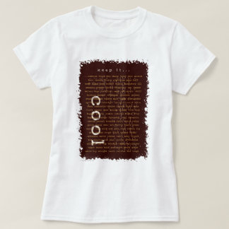 cool-tee-shirt, great gift! T-Shirt