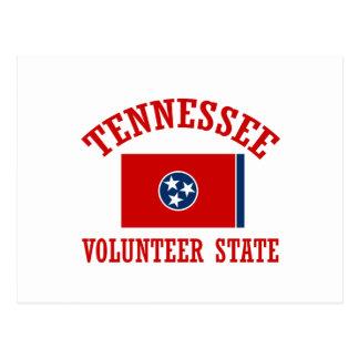 cool Tennessee design Postcard