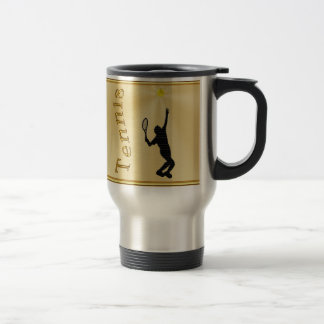 Cool Tennis a Mugs for Men and Boys