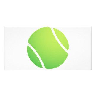Cool Tennis Ball for tennis team jerseys Card