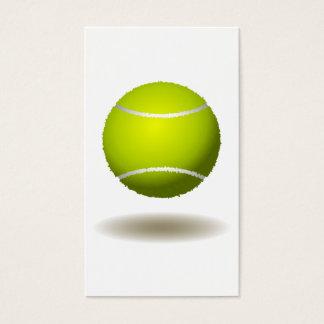 Cool Tennis Emblem 2 Business Card