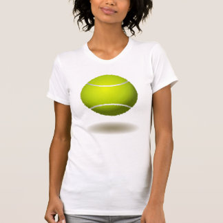 Cool Tennis Emblem 2 T-Shirt