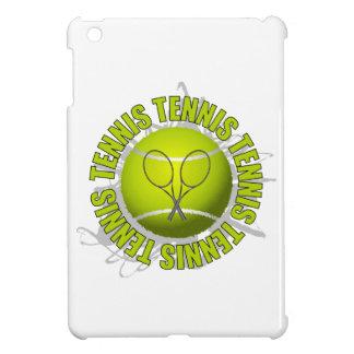 Cool Tennis Emblem iPad Mini Covers